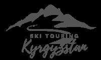 Kyrgyzstan ski touring logo retina